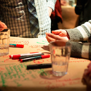 AUTOR: cc | TITLE: Neustart Klima - einfach machen! 1. Praxis-Event Entrepreneurs For Future | DESCRIPTION: WorldCafé organisiert von den Entrepreneurs For Future in Kooperation mit Fridays For Future, Scientists For Future, Architects For Future und vielen mehr