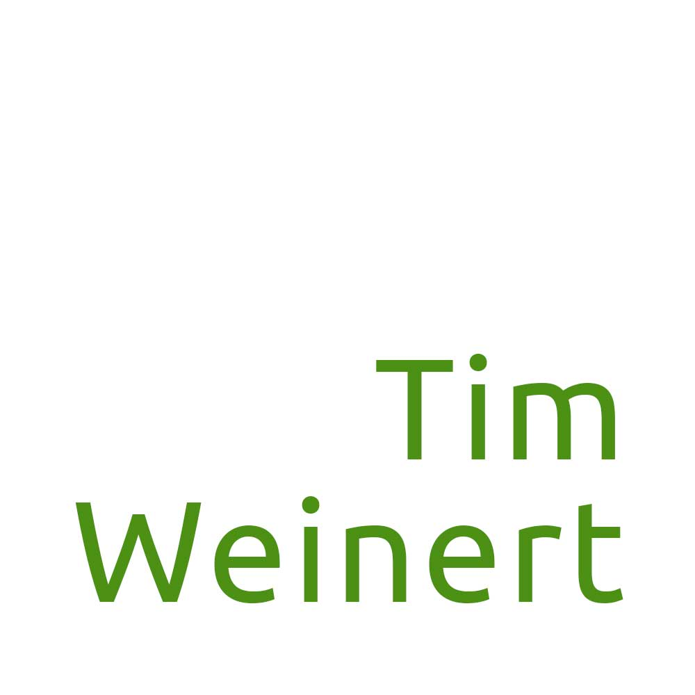Tim Weinert. copy Tim Weinert